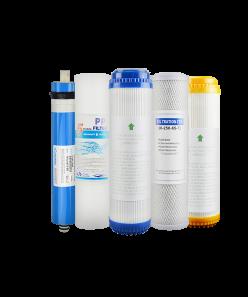 净水器滤芯(适用于纯水机金色-银色款式)